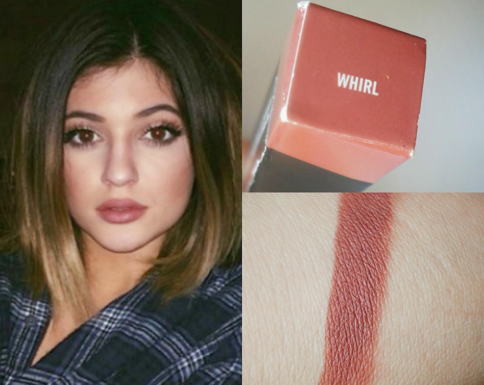 Populares Qual o batom da Kylie Jenner ? | ER58